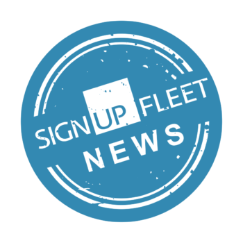 sign up fleet news logo
