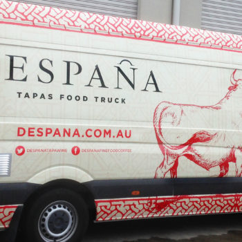 despana food truck designs