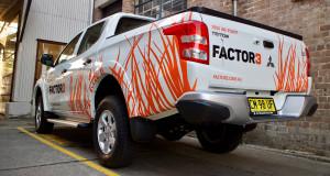 Factor3 Wrap