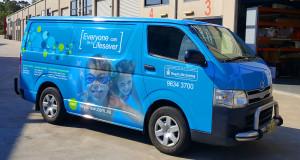 Sydney Van Wraps