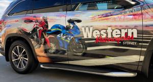 Western Motorcycles Sydney Wrap