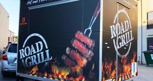 Food Trailer Sydney Signage